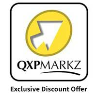 Get a 30% discount with this QXPMarkz coupon code